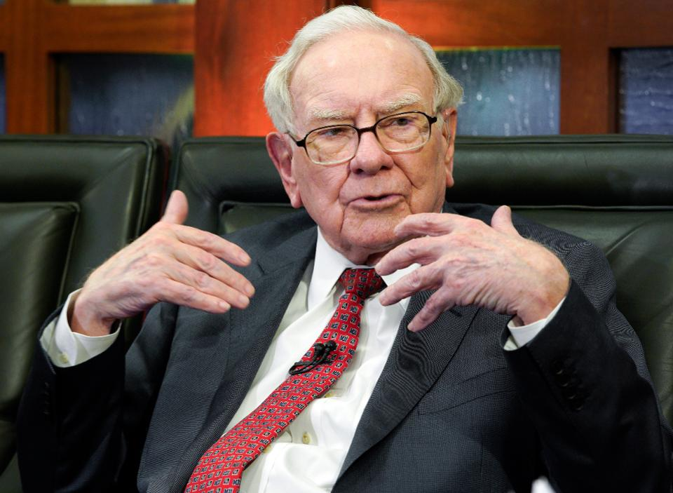 Jet privé Warren Buffett