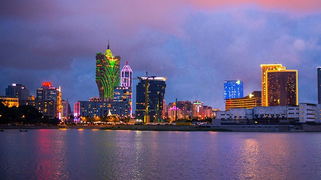 Plan large des casinos de Macao