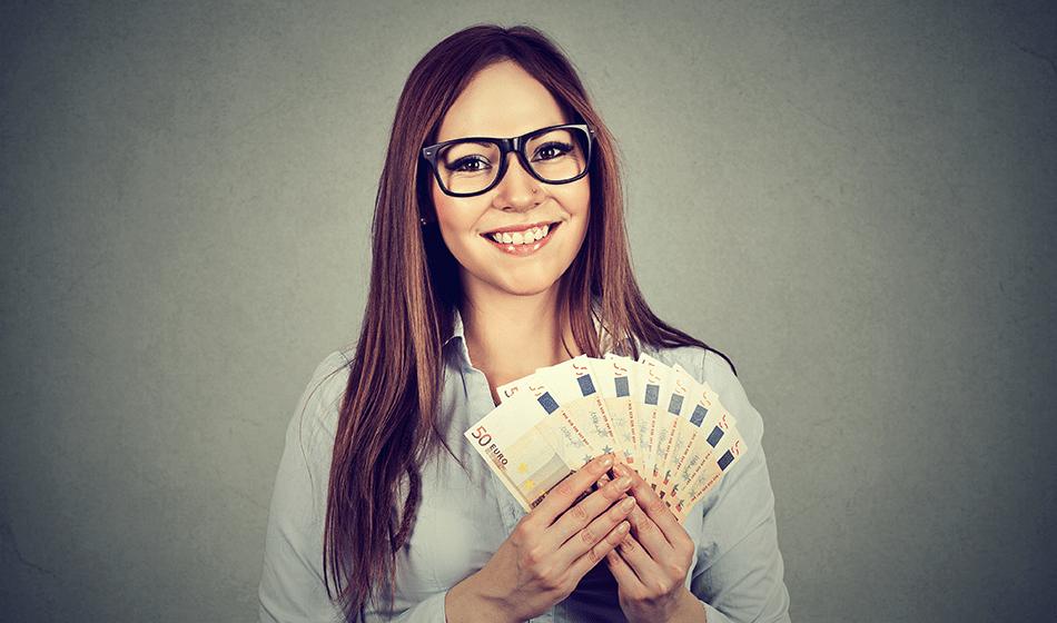 Comment faire fructifier son argent en tant que jeune employé ?