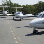 La compagnie de jets privés JetSuite héberge sa flotte et ses équipages alors que le coronavirus réduit la demande de voyages