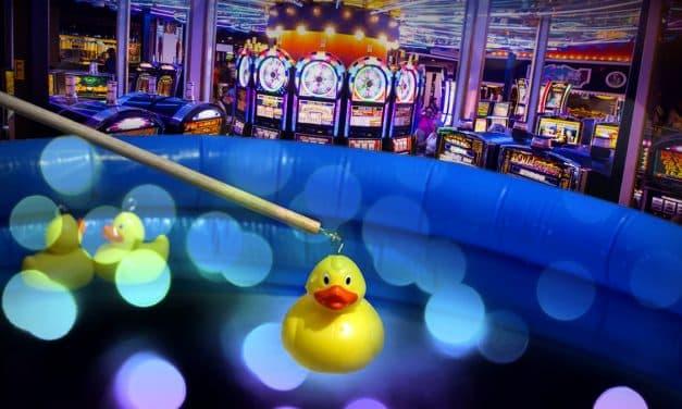 Machines à sous basées sur les compétences: comment Vegas a complètement manqué la marque