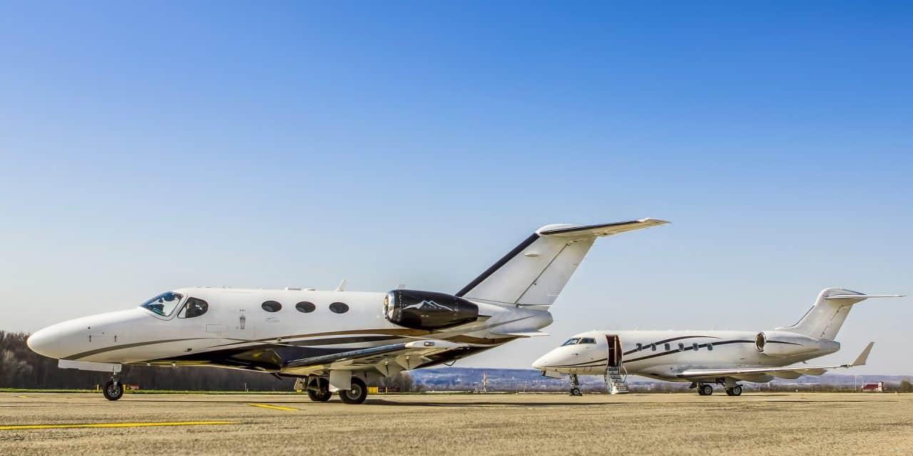 Plan sauvetage par les opérateurs de jet privé