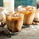 Des Recettes simples et rafraîchissantes de café glacé au CBD