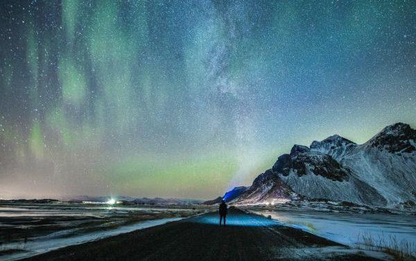 Histoires d'Islande : Snaefellsnes sous les aurores boréales