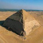 Les pyramides d'Égypte que vous ne connaissez peut-être pas