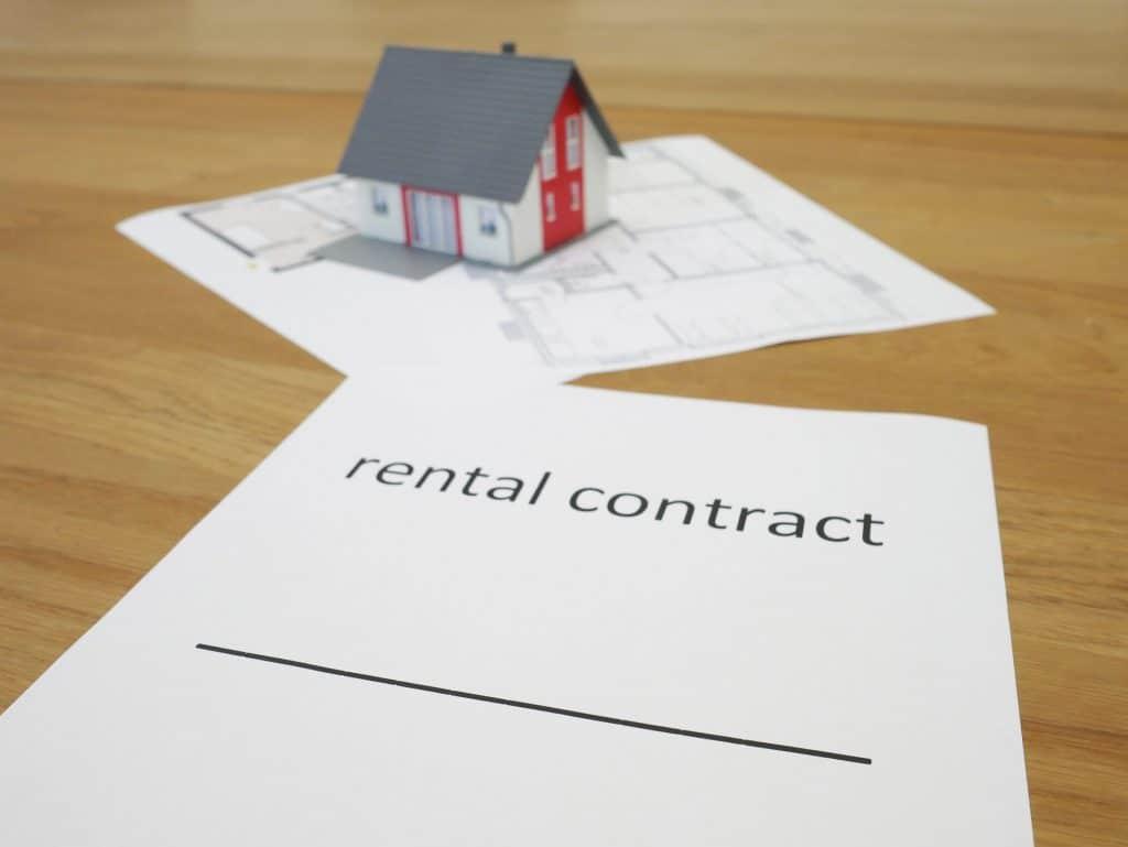 Contrat pour l'achat d'une maison