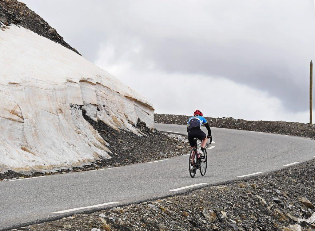 Cyclisme lors des vacances en France