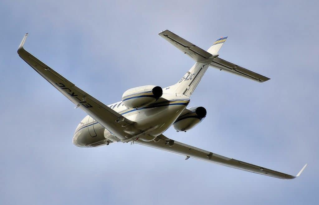 L'avion citation bravo 2