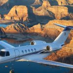 La citation CJ4 : un jet léger d'élite