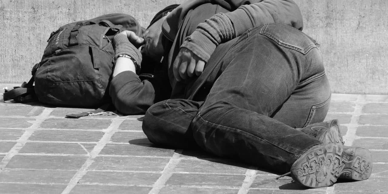 Les marques de CBD s'engagent pour les sans-abri