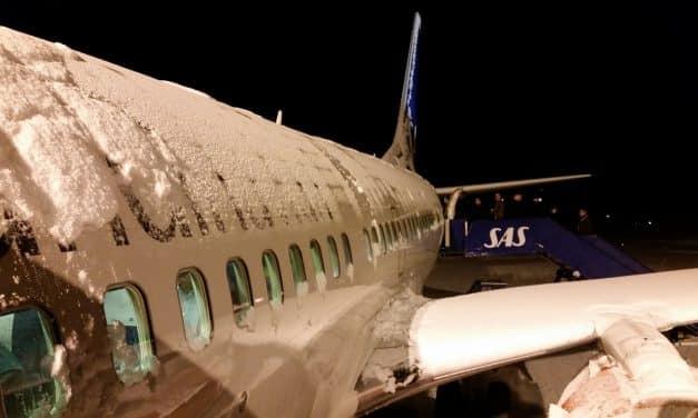 Dégivrage et frais de hangar pour son avion
